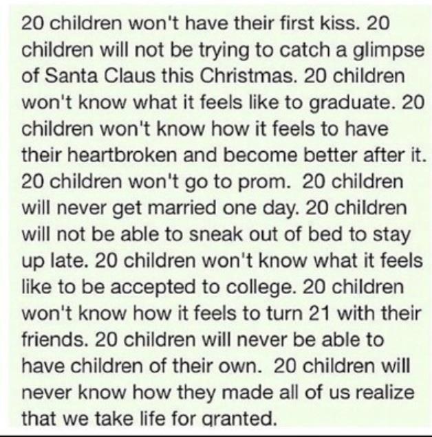 Sandy Hook Elementary Victims